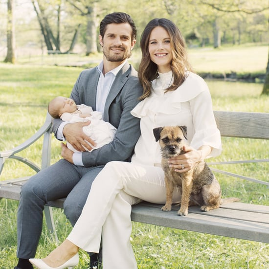 Prince Carl Philip and Princess Sofia Family Portraits 2016