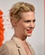 January Jones's loose braids blended beautifully into the rest of her hair, creating a peek-a-boo effect at a Children's Defense Fund benefit in April.