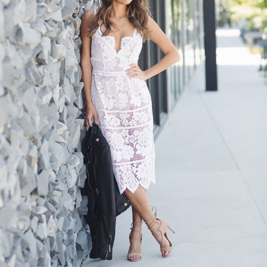 Chic Ways to Wear a White Dress