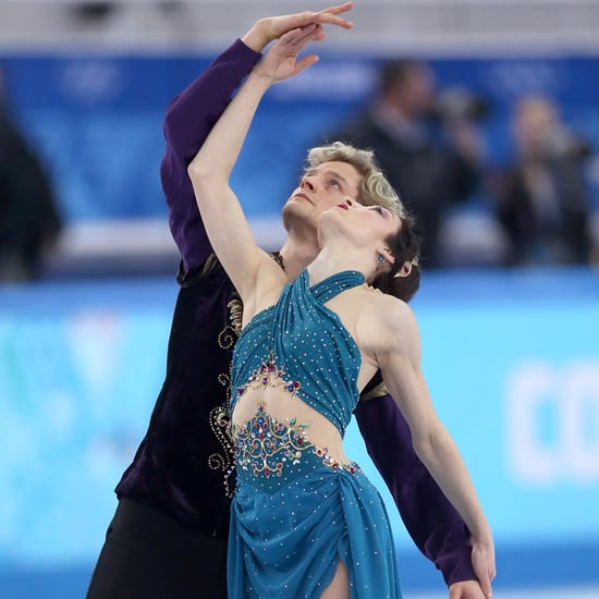 Olympic Figure Skating Costumes