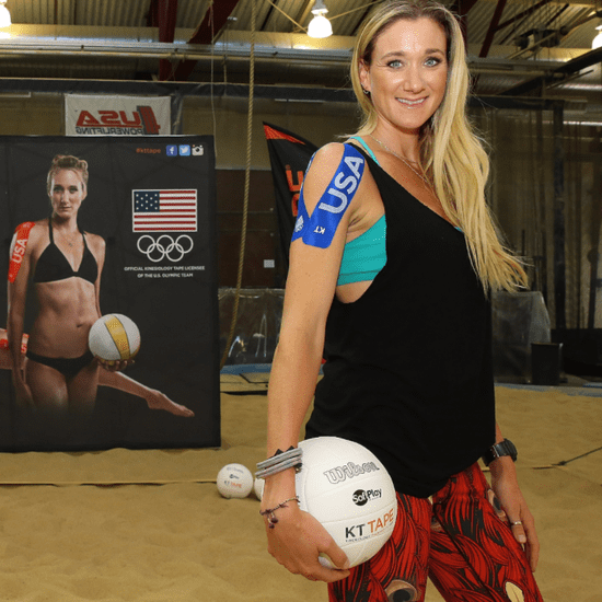 Kerri Walsh Jennings's Olympic Training
