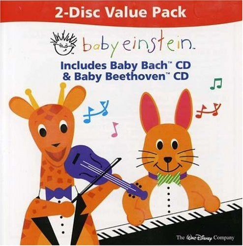 Baby Bach and Baby Beethoven