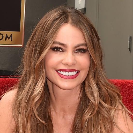 Sofia Vergara's Star on the Hollywood Walk of Fame