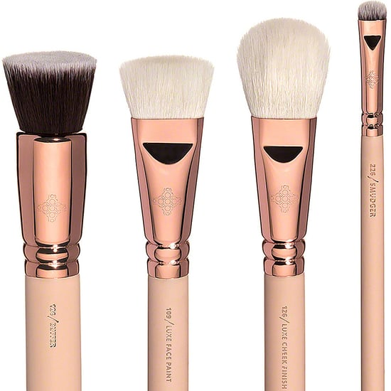 Rose-Gold Makeup and Beauty Accessories