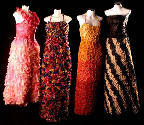 Adriana Bertini Condom Dresses: Love It or Hate It?