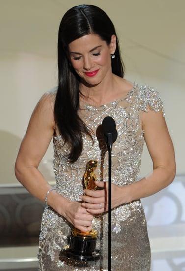 Sandra Bullock Thanks Mom in Oscar Acceptance