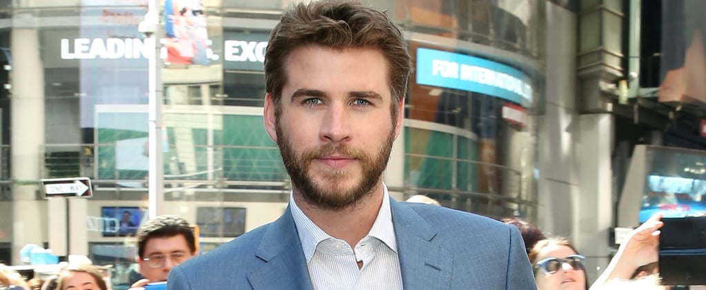 Guess What, Guys? Liam Hemsworth Is Gracing the Red Carpet Again