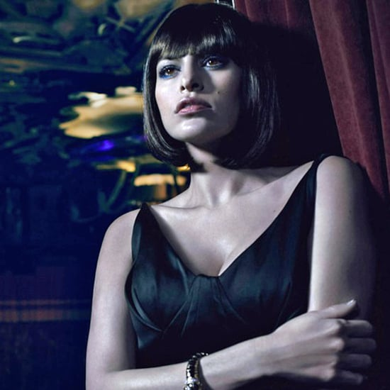 Eva Mendes Interview For The Violet Files | Photos