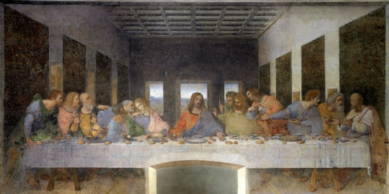 The Tiny Detail You May Have Missed In Da Vinci's Last Supper