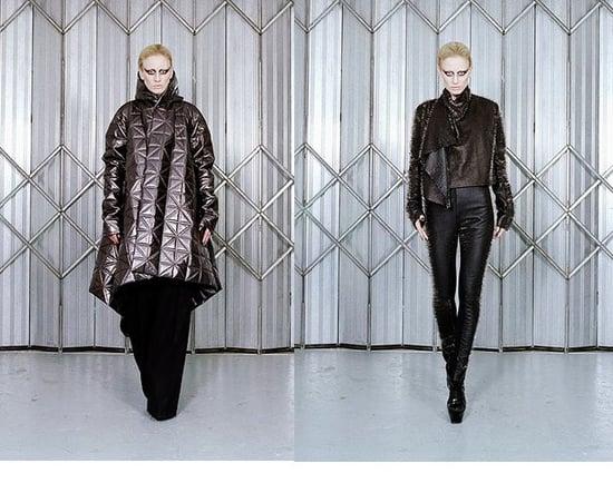 Paris Fashion Week: Gareth Pugh Fall 2009