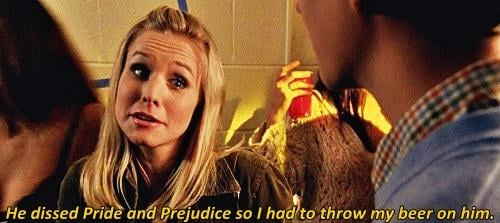 She's not only smart, but also sassy, with a great comeback for everything. Source: Warner Brothers