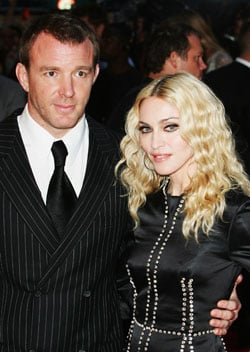 Sugar Bits —New Rumored Romances For Madonna and Guy