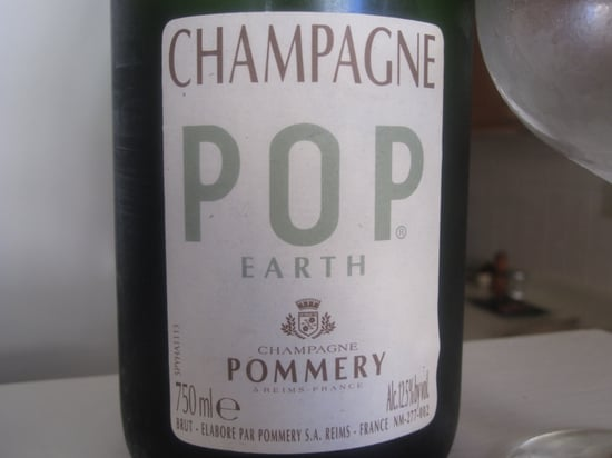 Review of Pommery's POP Earth Champagne