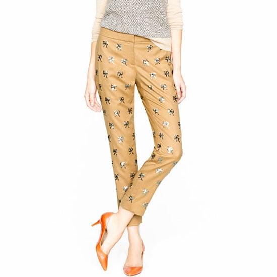Best Embellished and Sequined Pants 2012