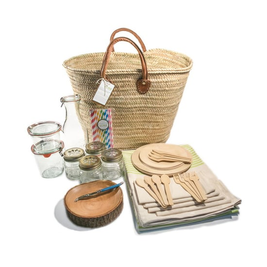 Compostable, Biodegradable Picnic Supplies