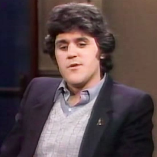 Jay Leno on Late Night With David Letterman in the '80s