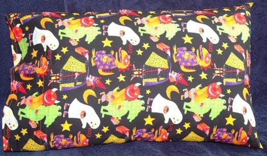 ECOWEEN: Pillowcase Trick-or-Treat Sacks