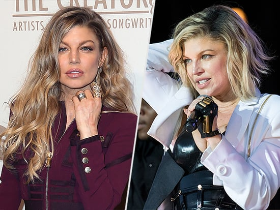 Fergie Is the Latest Celeb to Jump on the Lob Train