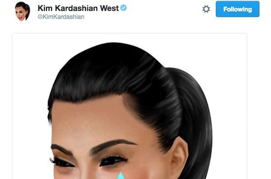 Kim Kardashian Is Devastated That Her Blackberry Has Broken