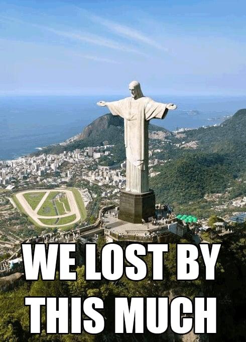 Poor, heartbroken Brazilian fans.  Source: Reddit user Commandant1'