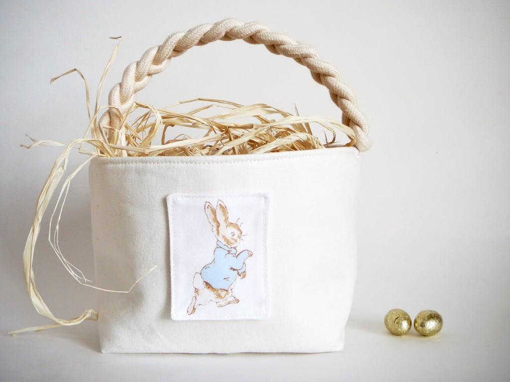 Peter Rabbit Easter Basket