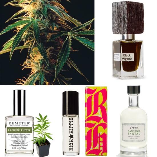 Marijuana-Inspired Perfumes