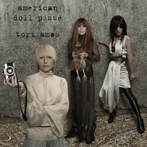 """Song of the Day: Tori Amos, """"Big Wheel"""""""