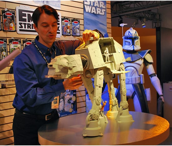 "Will you buy the <a href=""http:/... Wars AT-AT</a> ($100)?"