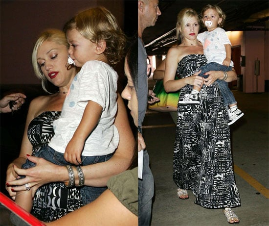 Checking Up on Gwen and Kingston