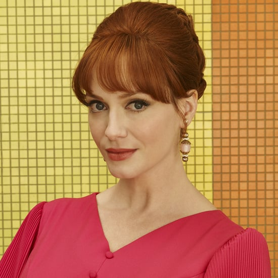 Christina Hendricks on Working With Ryan Gosling