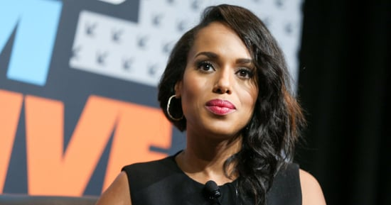 Kerry Washington Shuts Down Divorce Rumors Like Olivia Pope Would