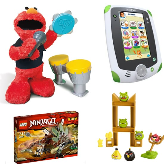 The Hottest Toys of the Holiday Season? You Be the Judge!