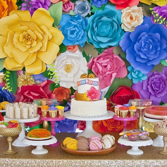 Colorful Mexican Fiesta Baby Shower