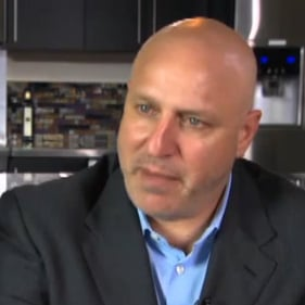Tom Colicchio Discusses Baby Food