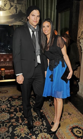 Pictures of Demi Moore and Ashton Kutcher at a Special NYC Screening of No Strings Attached 2011-01-21 08:55:00