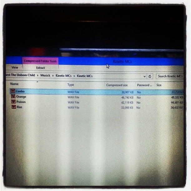 .WAV Files