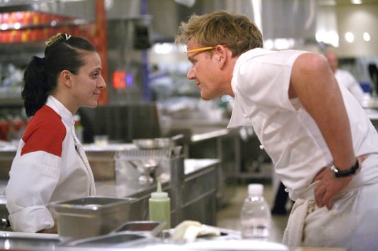 Let's Dish: Hell's Kitchen 4.5
