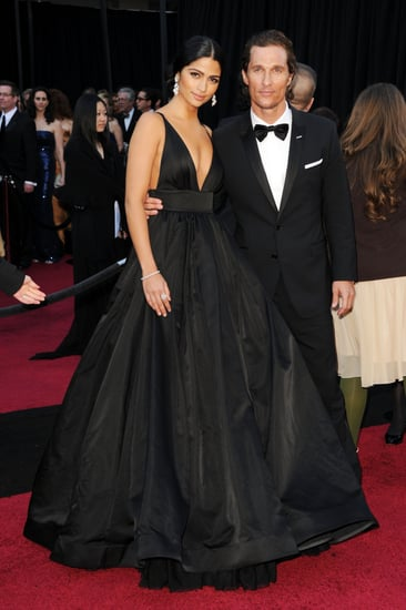 Matthew McConaughey Covers His Hot Abs With a D&G Tux!