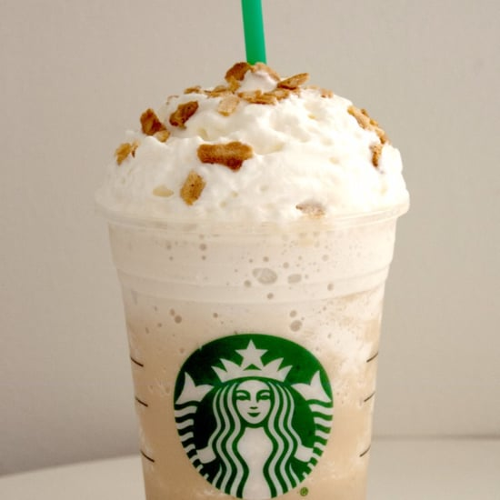 Starbucks Waffle Cone Frappuccino Review
