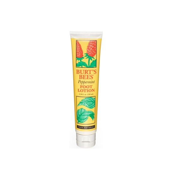 Burt's Bees Peppermint Foot Lotion, $24.95
