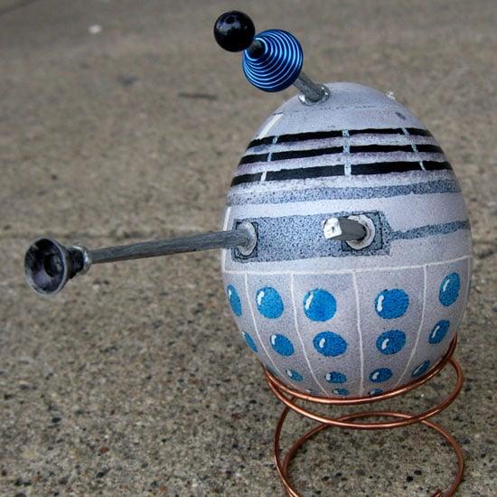 Fearsome Dalek Egg