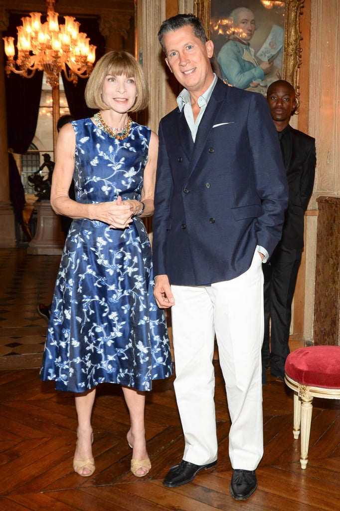 Anna Wintour and Stefano Tonchi feted Craig McDean's book launch in New York.