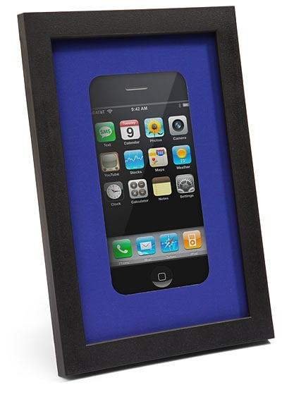 Photos of the iPhone Appstand