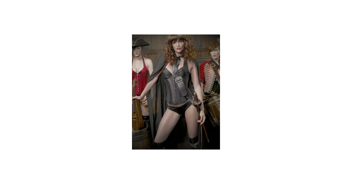 agent provocateur taps helena christensen for ad campaign popsugar fashion. Black Bedroom Furniture Sets. Home Design Ideas