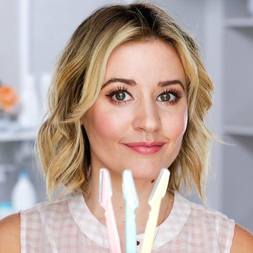 Woman Face Shaving | Video
