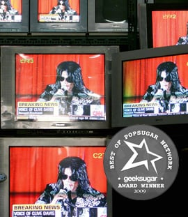 Michael Jackson's Death Crashes Social Networking Sites