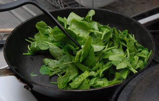 Cooked Leafy Green Breakdown