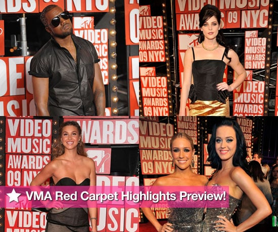 VMA Red Carpet Gets Off to a Hot Start in NYC!