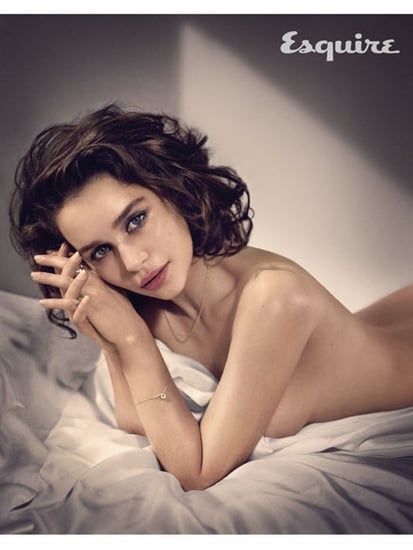 Emilia Clarke Is Officially the Sexist Woman Alive: See Her Steamy Photo Shoot