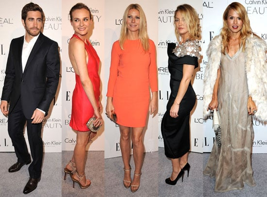 Pictures of Kate Hudson, Jake Gyllenhaal, Diane Kruger, Gwyneth Paltrow and More at the Elle Women in Hollywood Event
